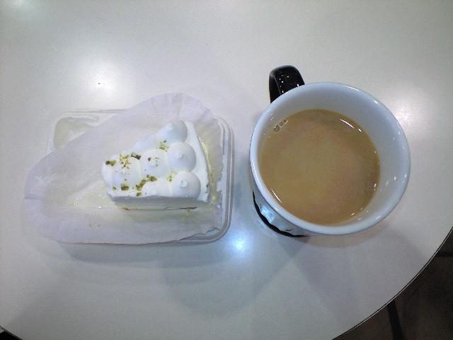 ケーキセット2種類