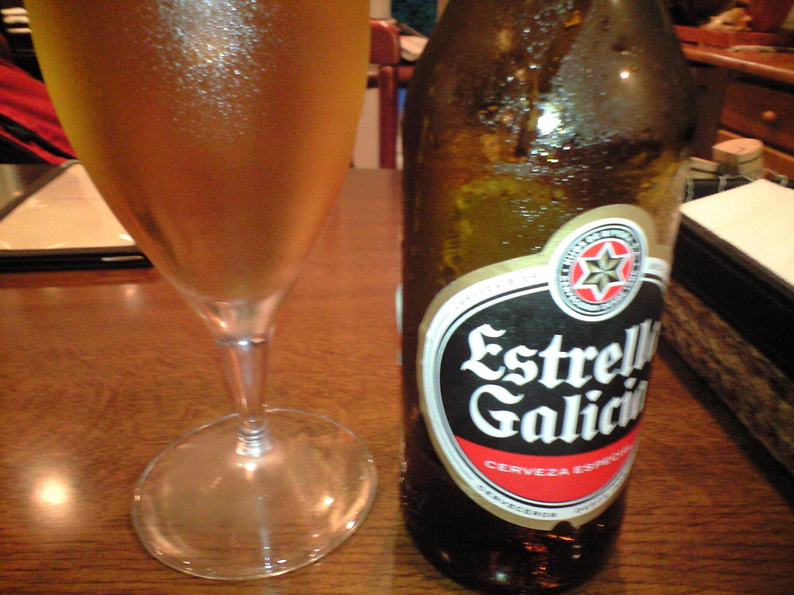 スペイン料理店で夕飯
