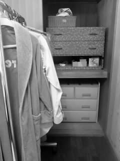 衣類とブランチ